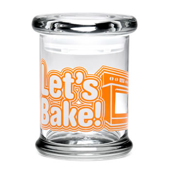 420 Jar Let's Bake