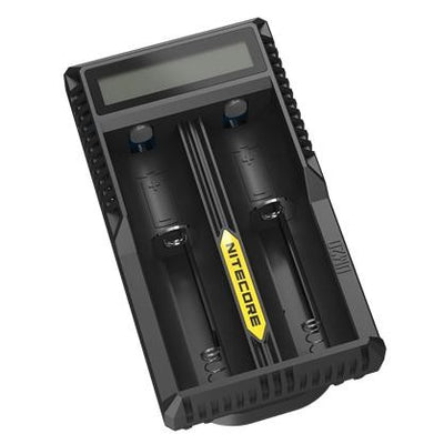 Charger Nitecore 2 Bay with LCD