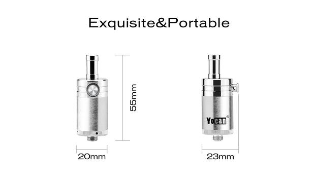 YOCAN NYX WAX ATOMIZER KIT