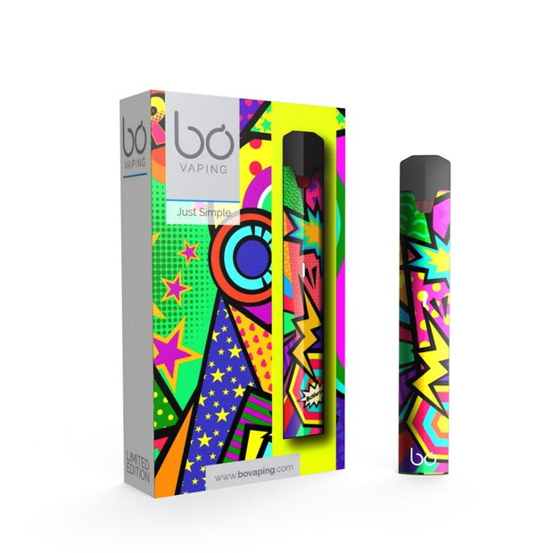 Bo Limited Edition Pop Art