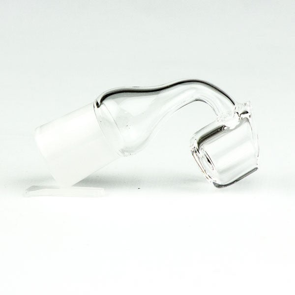 Quartz Banger w/ Frosted Joint & 4mm Thickness