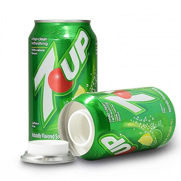 Stash Can 7up 12oz