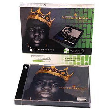 "Biggie Smalls ""CD"" Scale 100/0.1"