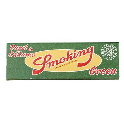 Rolling Papers Smoking Green