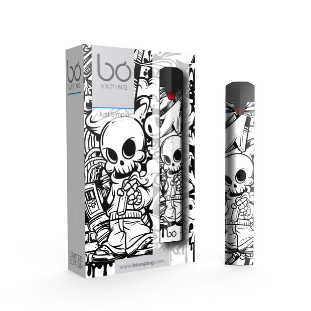 Bo One Limited Edition Skull Dude