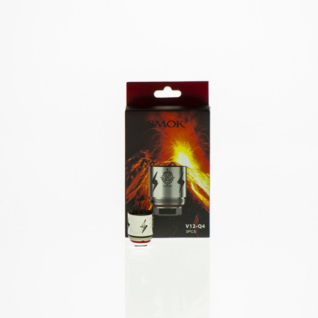 V12-Q4 0.15ohm Quadruple Coil (3/Pack)
