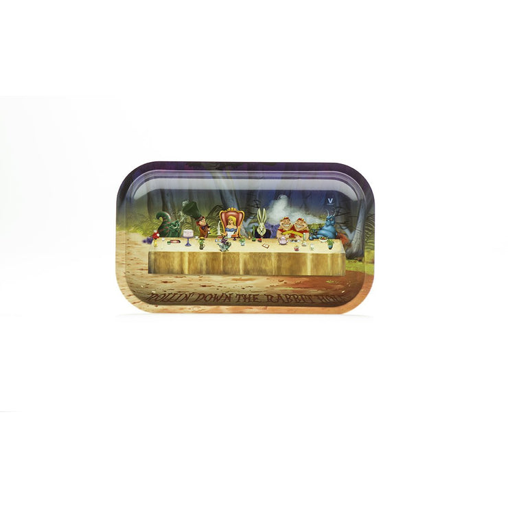 Rolling Tray Alice In Stonerland Table