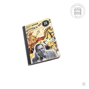 Tito Rodriguez Composition Notebook (Art Collage)