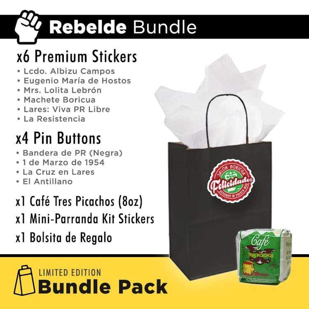 Bundle Pack: Rebelde