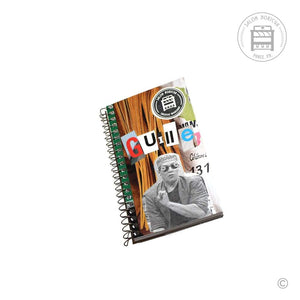 Guille Mini-Notebook (Art Collage)