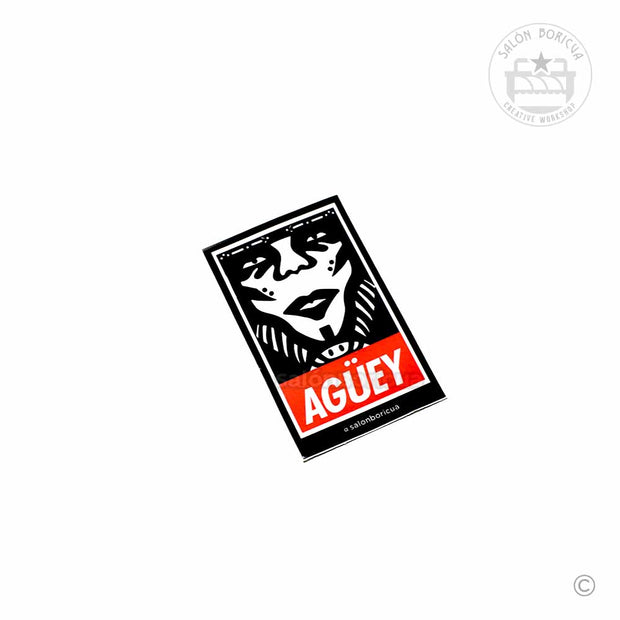 Agüey (Premium Sticker)