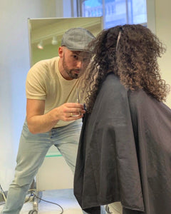 Hands On Curly Hair Cutting + Styling  Columbus Ohio