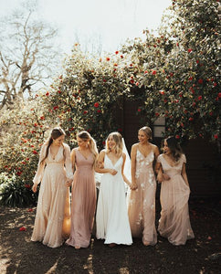 Amazing And Unexpected Bridesmaid Dress Color