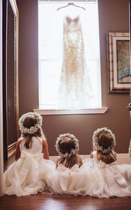 The Best Flower Girl Dress Idea for Your Fall Wedding