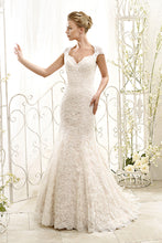 Lace Mermaid Bridal Dress