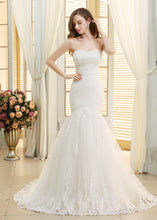 Sweetheart Mermaid Bridal Dresses