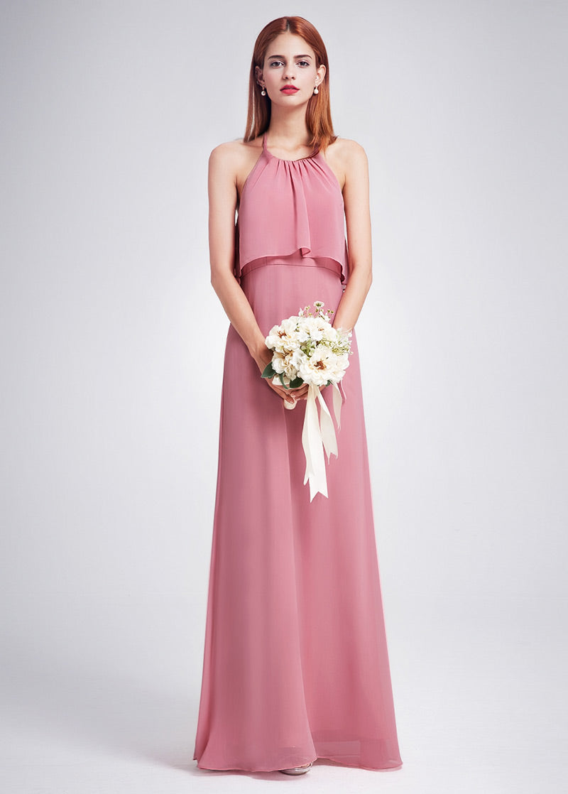 Stunning Chiffon Bridesmaid Dresses