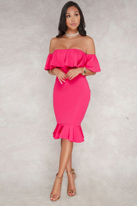 Sexy Trumpet/Mermaid Off-the-Shoulder Short Women's Dresses