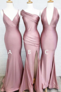 Elegant Mermaid/Trumpet Bridesmaid Dresses