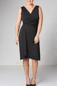 Plus Size A-Line Mother of the Bride Dresses