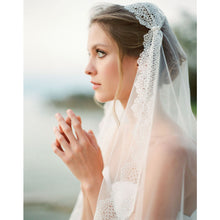 Bridal Wedding Veils with Lace