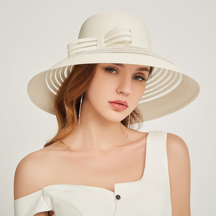 Stylish and Elegant Foldable Casual Sunhat