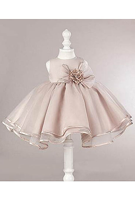 Ball Gown Flower Girl Dresses Princess Fluffy Tutu Dress