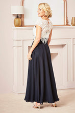 A-Line V-neck Ankle-length Chiffon Mother of the Bride Dress