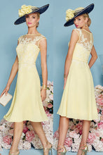 A-line Chiffon Mother of Bridal Dress with Jacket
