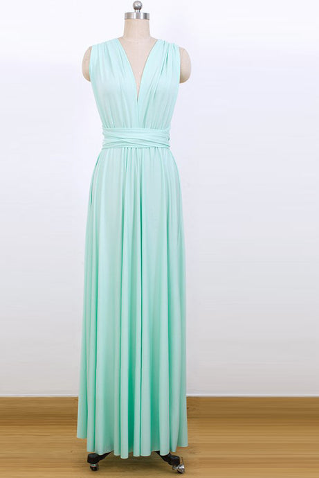 A-Line/Princess Chiffon Bridesmaids Dresses