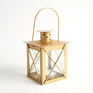 Retro Style Wedding Reception Lantern