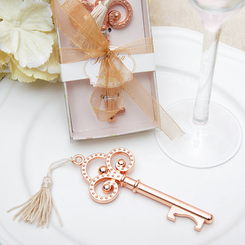 Key Bottle Opener Wedding Favor