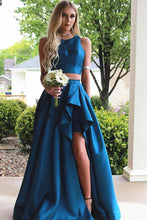 Two-Piece Pick-Ups Prom Dresses