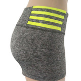 Fitness shorts with quick dry comfort