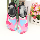 Breathable casual slip on water shoes sandals ~ 5 colors!