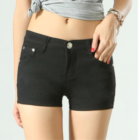 Above the knee cotton shorts ~ 9 colors!