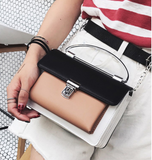High quality small messenger / crossbody bags multiple colors