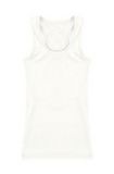 Solid slim women tank tops with razorback 3 color choices
