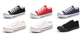 Summer sneakers with a converse look ~  6 colors!!