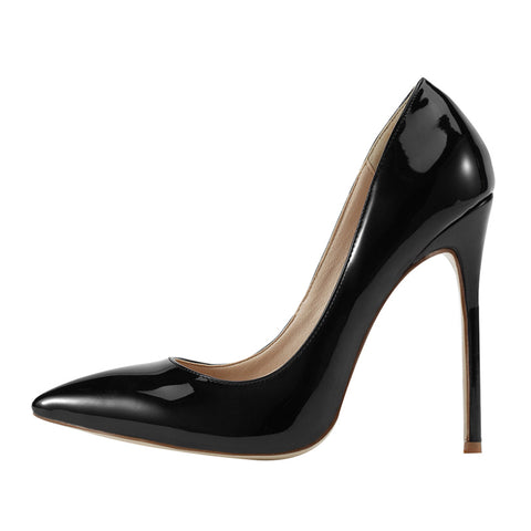 Patent leather stilettos sleek & sexy ~ 7 colors!