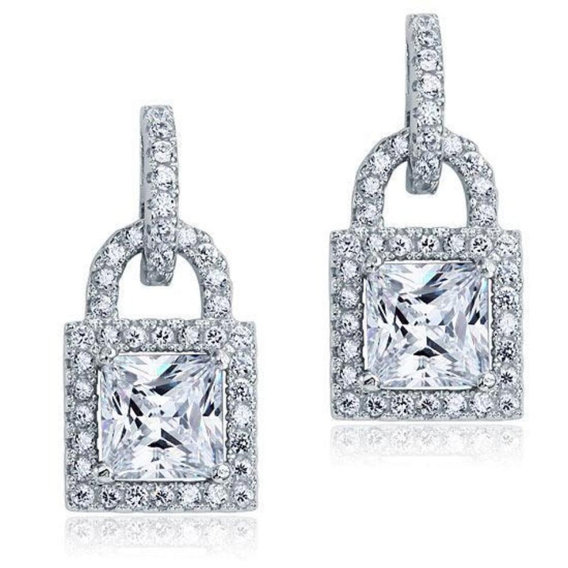 Cheap diamond earring, Jewelry, White Sapphire, Stud earring, DBEJewels, Kay jewelers