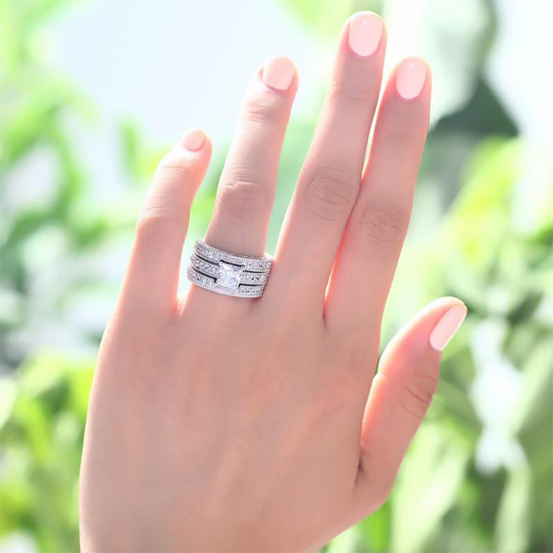 Engagement Ring, White Sapphire Ring, Discount Ring, diamond, jewelry, promise ring, dbejewels, cheap jewelry, costume jewelry, cheap jewelry, faux diamond, affordable diamond, sterling silver, jewelry, charm bracelets, kids jewelry, cheap women accessories, fashion jewelry, cocktail ring, Statement Ring, dangle earrings, bridal necklace.
