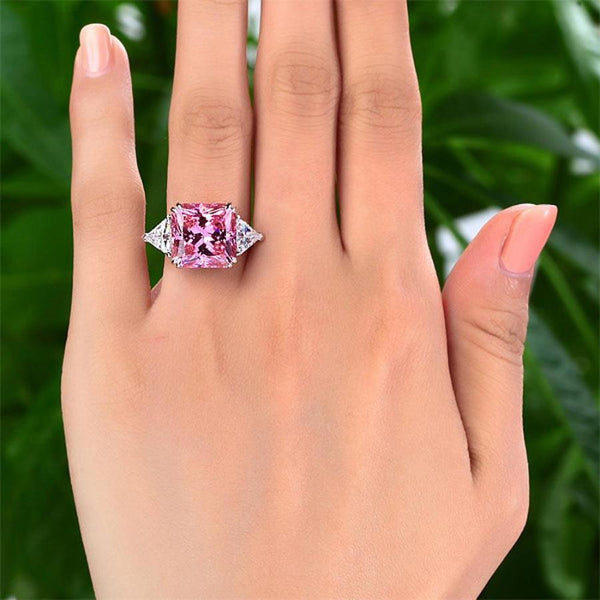Engagement Ring, Pink Diamond, Discount Ring, diamond, jewelry