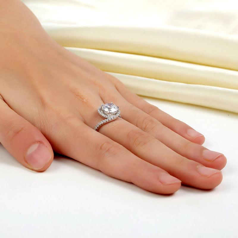 Simple, Ring, DBE Jewels, Nice, Bling, Jewelry, Carats, Sterling Silver, 925