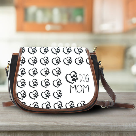 Dog Mom Saddle Bag-DogsTailCircle