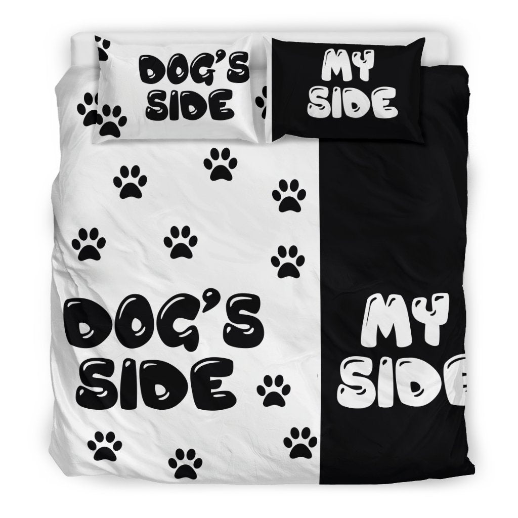Duvet Cover Set for the Real Dog Owner-DogsTailCircle