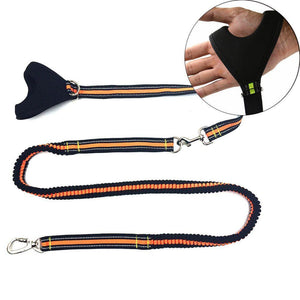 High Quality Hand Gripped Reflective Dog Leash-DogsTailCircle