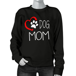 Love Dog Mom Sweater-DogsTailCircle