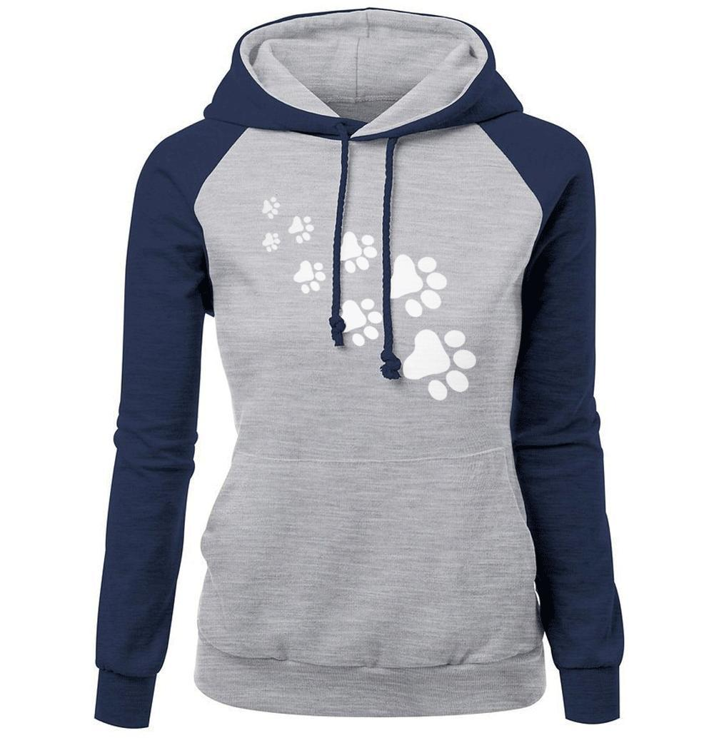 New Paw Hoody-DogsTailCircle