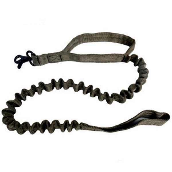 Quick Release Heavy Duty Adjustable Tactical Dog Leash-DogsTailCircle